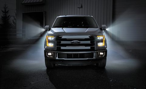 7a9b3ff4de6 Leave the Iron On: Ford Buries New-Age Iron in Its Aluminum ...