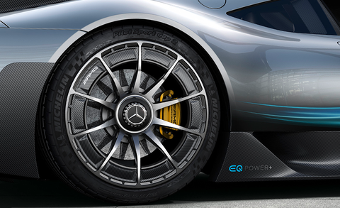 Mercedes-AMG Project One Photos and Info | News | Car and Driver