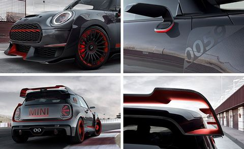 Mini John Cooper Works Gp Concept Is Going Into Production