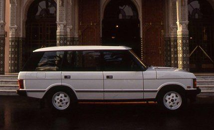 1993 Range Rover County LWB Archived Test –