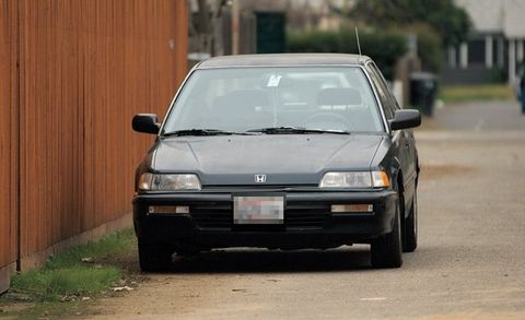 The Bait Cars of Modesto –