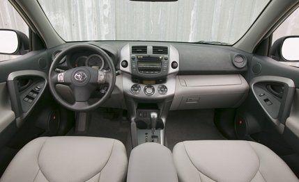 Toyota RAV4 Limited 4WD V-6 –