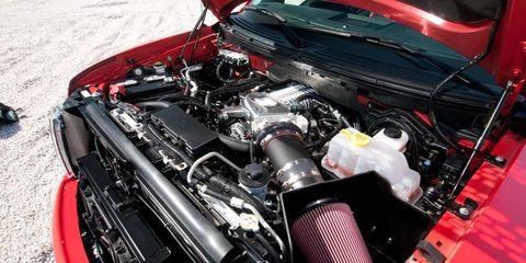 Engine, Automotive engine part, Automotive super charger part, Automotive air manifold, Fuel line, Automotive fuel system, Hood, Baggage, Machine, Nut,