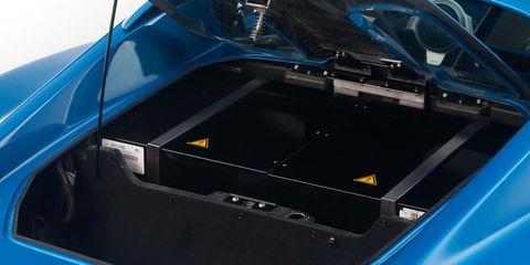 Blue, Automotive design, Automotive exterior, Electric blue, Azure, Hood, Machine, Vehicle door, Automotive window part, Plastic,