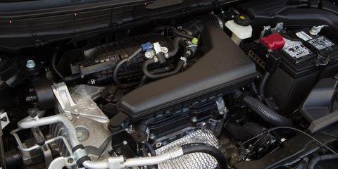Engine, Automotive engine part, Automotive air manifold, Automotive super charger part, Fuel line, Screw, Nut, Kit car, Personal luxury car, Hood,
