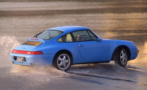 1995 Porsche 911 Carrera Ends the Air-Cooled Chapter of the 911 Story