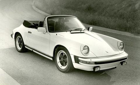 Land vehicle, Vehicle, Car, Regularity rally, Porsche 911 classic, Coupé, Porsche 930, Sports car, Automotive design, Convertible,