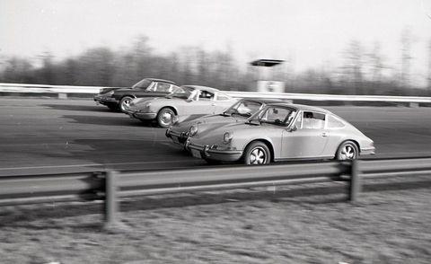 1969 porsche models