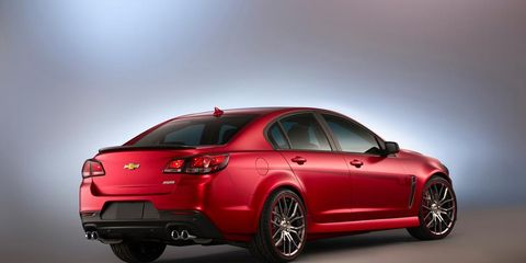 Jeff Gordon Chevrolet >> Chevrolet Brings Jeff Gordon Inspired Ss To Vegas News