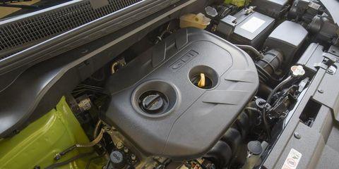 Motor vehicle, Yellow, Engine, Automotive engine part, Automotive super charger part, Automotive air manifold, Screw, Personal luxury car, Fuel line, Nut,