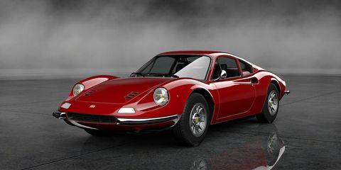 Land vehicle, Vehicle, Car, Dino, Regularity rally, Coupé, Sports car, Supercar, Classic car, Ats 2500 gt,