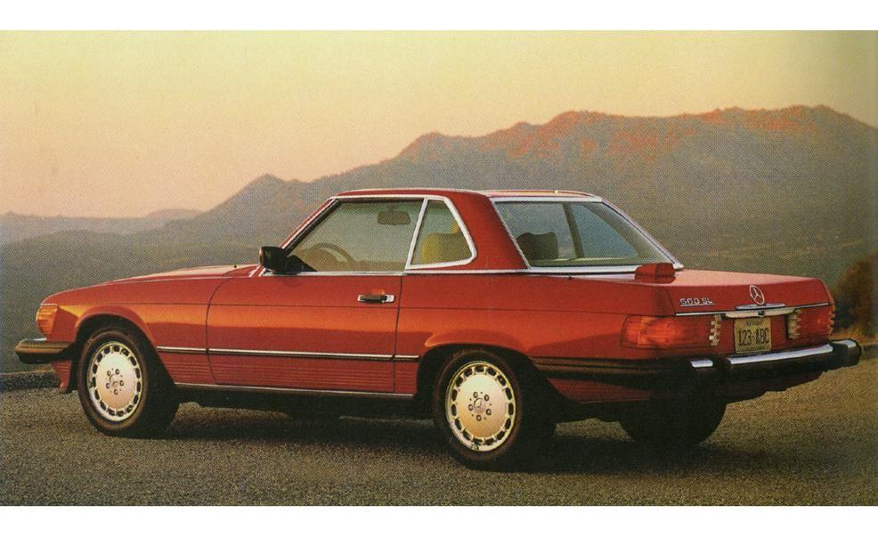 1972\u20131989 mercedes benz sl class buyer\u0027s guide \u2013 feature 280sl Vacuum Diagram pagoda sl group technical manual