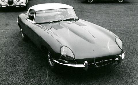 1961 Jaguar E-type Proves Every Bit as Great as It Looks