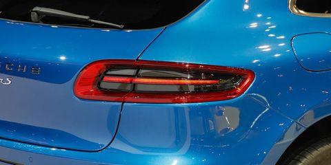 Automotive design, Vehicle, Car, Automotive lighting, Automotive tail & brake light, Automotive exterior, Beauty, Hatchback, Electric blue, Performance car,