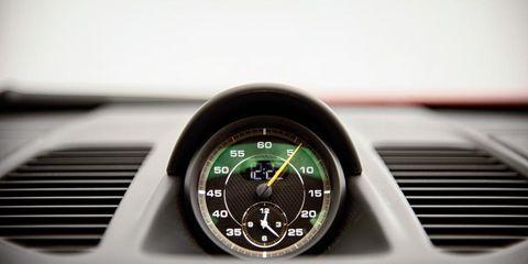 Motor vehicle, Product, Automotive design, Gauge, Machine, Close-up, Measuring instrument, Speedometer, Luxury vehicle, Symbol,
