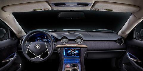 Motor vehicle, Mode of transport, Automotive design, Steering part, Steering wheel, Center console, Car, Personal luxury car, Vehicle audio, Luxury vehicle,