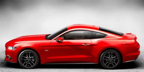 How Ford Snuck The 2015 Mustang Into Need For Speed Feature Car And Driver