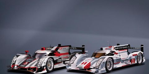 10 Things You Need To Know About Audi S R18 E Tron Quattro Le Mans Racer