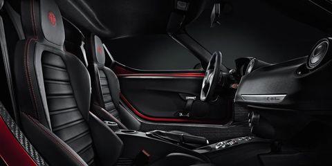 Motor vehicle, Automotive design, Red, Car, Car seat, Car seat cover, Carmine, Luxury vehicle, Vehicle door, Personal luxury car,