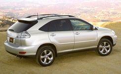 lexus 2004 rx300 review