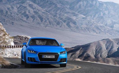 Motor vehicle, Automotive design, Vehicle, Mountainous landforms, Land vehicle, Car, Hood, Headlamp, Grille, Automotive mirror,