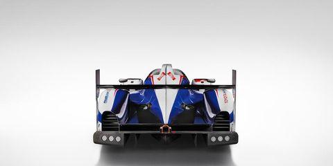 Automotive design, Automotive exterior, Race car, Logo, Electric blue, Auto part, Sports car, Sports prototype, Bumper, Symbol,