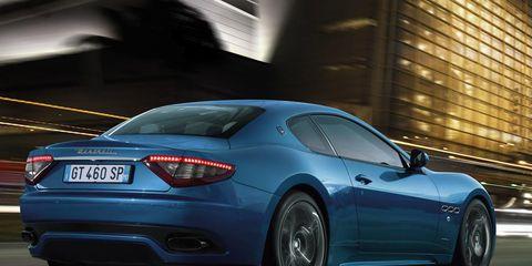 Image View Photos Maserati Debuts Granturismo Centennial Editions