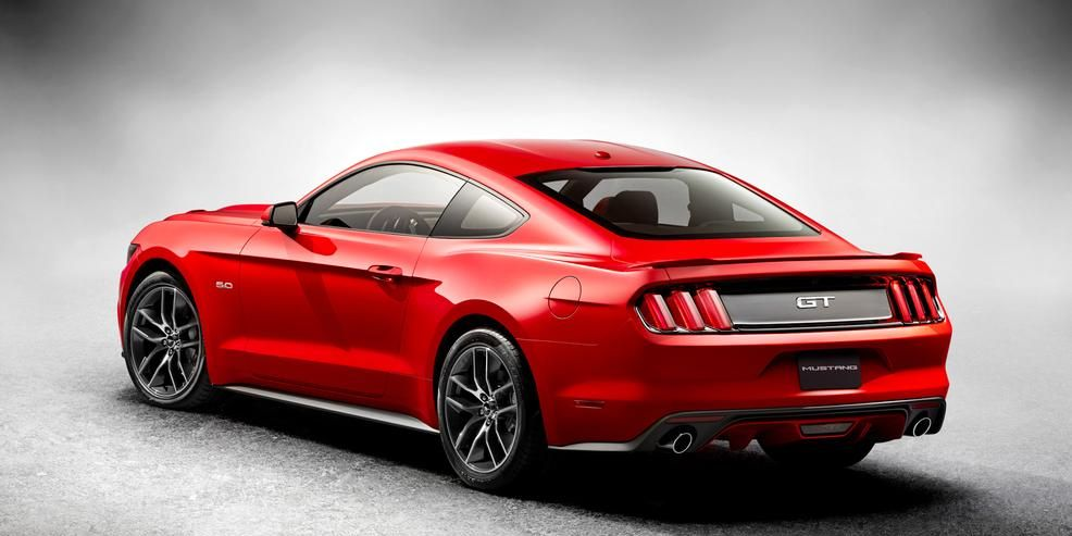 Baking the Perfect Burnout: 2015 Mustang GT to Pack Standard Factory Line Lock