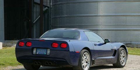 2001–04 Chevrolet Corvette Z06: How Has the C5 Version of the Z06