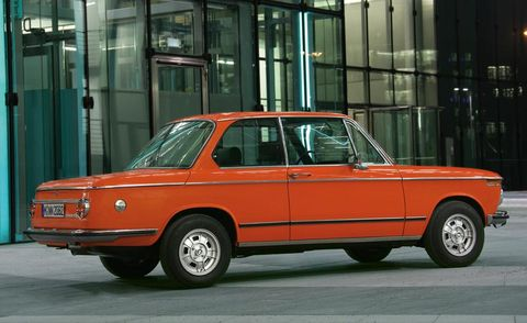 Tested: 1972 BMW 2002 tiiCar and Driver