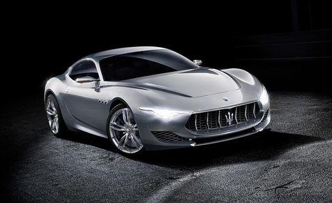 Mode of transport, Automotive design, Car, White, Concept car, Performance car, Automotive lighting, Personal luxury car, Fender, Sports car,