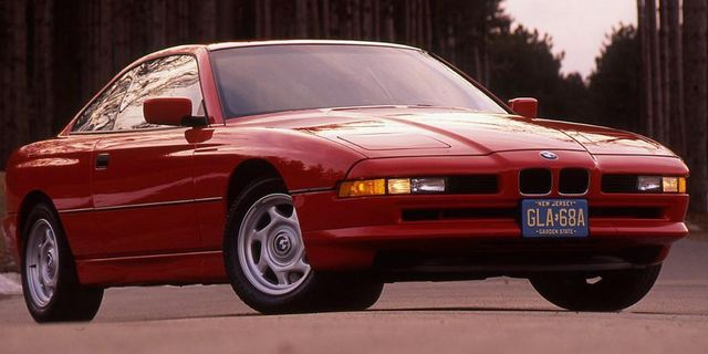Tested: 1991 BMW 850iCar and Driver
