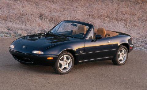 1996 Mazda MX-5 Miata M Edition