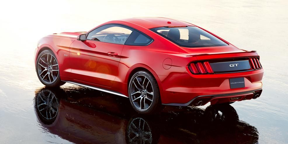 2015 Ford Mustang: Everything You Need to Know About Its V-6, V-8, and EcoBoost Engines