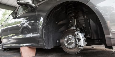 2014 Ford Fusion Tires >> No Wheel Motion The Wheels Were Swiped From Our Ford Fusion