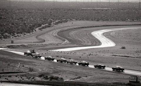 Road, Monochrome, Landscape, Plain, Land lot, Monochrome photography, Black-and-white, Race track, Black, Thoroughfare,