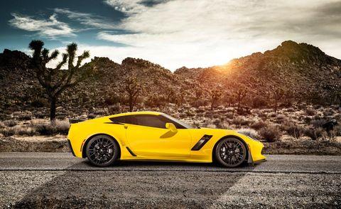 Tire, Wheel, Automotive design, Yellow, Vehicle, Road, Rim, Alloy wheel, Performance car, Car,