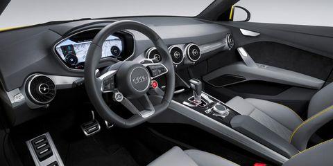 Motor vehicle, Steering part, Mode of transport, Automotive design, Steering wheel, Transport, Speedometer, White, Car, Center console,