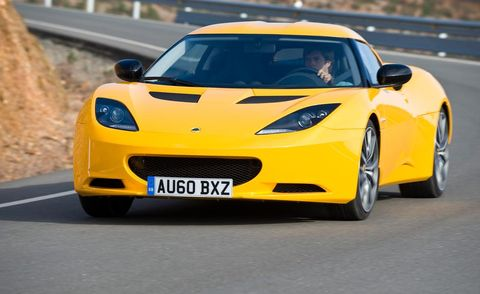 Tire, Mode of transport, Automotive design, Vehicle, Yellow, Land vehicle, Car, Hood, Performance car, Sports car,