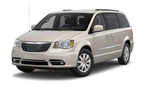 2017 Chrysler Town Country Reviews Price Photos And Specs Car Driver