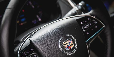 2014 Cadillac CTS Vsport Long-Term Logbook: Our Caddy Takes a Truck Tire to the Face