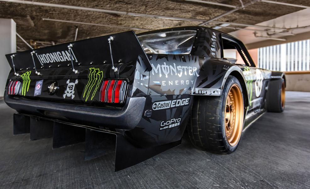 """Ken Block's Hoonicorn """"Ford Mustang"""": Everything You Need to Know – News –  Car and Driver"""