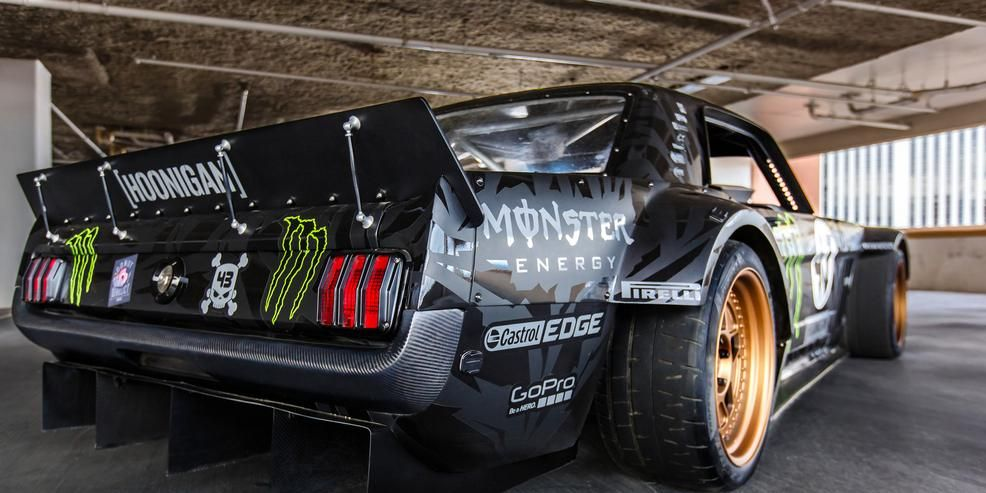 """Ford Mustang Lease >> Ken Block's Hoonicorn """"Ford Mustang"""": Everything You Need ..."""