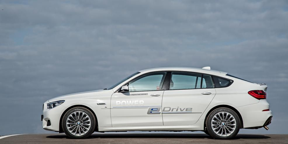 "Meet BMW's Silent, 700-Horsepower Tesla Killer—It's Called ""The Thing"""