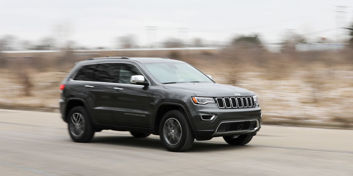 2018 Jeep Grand Cherokee In-Depth Review: Outdoor Couture