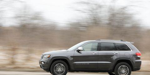 Land vehicle, Vehicle, Car, Luxury vehicle, Automotive tire, Sport utility vehicle, Automotive design, Compact sport utility vehicle, Jeep grand cherokee, Tire,