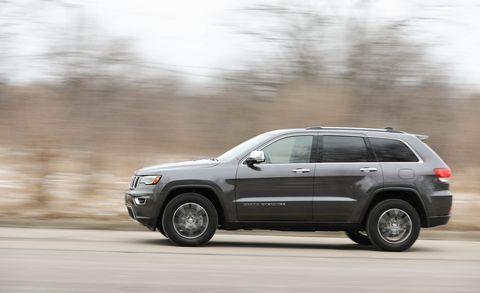 2018 Jeep Grand Cherokee Fuel Economy Review