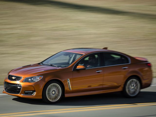 Chevrolet Ss Review Pricing And Specs