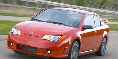 Fifth Place: 2007 Saturn Ion Red Line | Saturn Ion Coupe Engine Schematics |  | Car and Driver