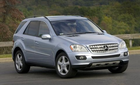 2008 Mercedes Benz Ml320 Cdi What A Weekend